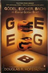 Gödel, Escher, Bach - Douglas R. Hofstadter (ISBN 9780140289206)