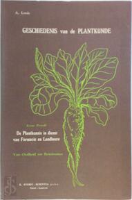 Geschiedenis van de plantkunde - A. Louis