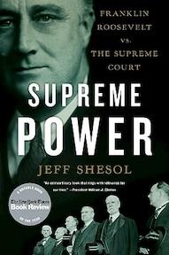 Supreme Power - Jeff Shesol (ISBN 9780393338812)