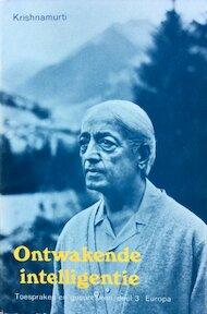 Ontwakende intelligentie - Krishnamurti (ISBN 9789020248630)