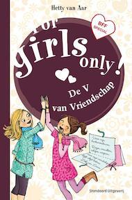 De V van Vriendschap - Hetty Van Aar (ISBN 9789002247224)