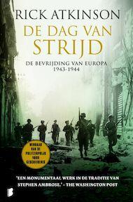 De dag van strijd - Rick Atkinson (ISBN 9789022553930)