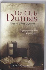 De club Dumas - Arturo P?rez-reverte (ISBN 9789061124498)