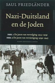 Nazi-Duitsland en de joden - Saul Friedländer (ISBN 9789078230038)