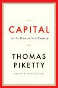 Capital in the Twenty-First Century - Thomas Piketty (ISBN 9780674430006)