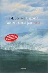 Dagboek van een slecht jaar - J.M. Coetzee (ISBN 9789059361690)