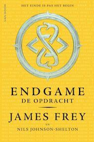 Endgame - James Frey, Nils Johnson-Shelton (ISBN 9789000340736)