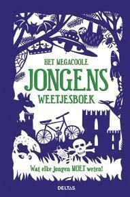 Het megacoole jongens weetjesboek - Lottie Stride (ISBN 9789044737592)