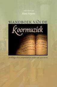 Handboek van de koormuziek - J. Nuchelmans (ISBN 9789043512367)