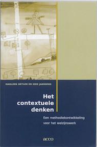 Het contextuele denken - M. Heylen, K. Janssens (ISBN 9789033448287)