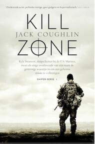 Sniper-serie Kill Zone - Jack Coughlin (ISBN 9789045211626)