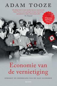Economie van de vernietiging - Adam Tooze (ISBN 9789000338672)