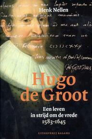 Hugo de Groot - Henk Nellen (ISBN 9789050188340)