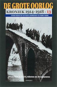 Kroniek 1914 -1918 (ISBN 9789059111851)