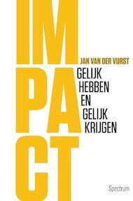 Impact - J. van der Vurst, Jan van der Vurst (ISBN 9789000307074)