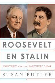 Roosevelt en Stalin - Susan Butler (ISBN 9789048827237)