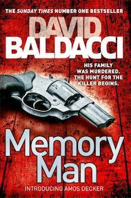 Memory man - Baldacci D (ISBN 9781447287964)