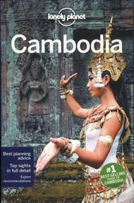 Lonely Planet Cambodia (ISBN 9781743218747)