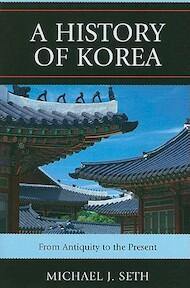 A History of Korea - Michael J. Seth (ISBN 9780742567160)