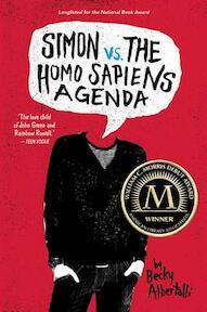Simon vs. the Homo Sapiens Agenda - Becky Albertalli (ISBN 9780062348685)