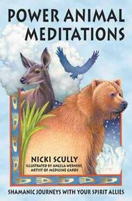 Power Animal Meditations - Nicki Scully (ISBN 9781879181717)