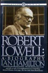 Robert Lowell - Ian Hamilton (ISBN 0394716469)