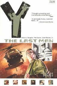 The last man - Brian K. Vaughan, Pia Guerra, José Marzán (ISBN 9781401200763)