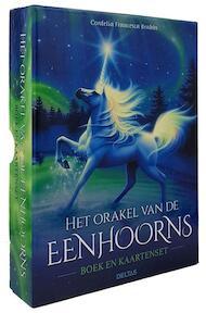 Het orakel van de eenhoorns - Boek en kaartenset - Cordelia-Francesca Brabbs (ISBN 9789044749526)