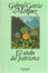 El otoño de patriarca - Gabriel García Márquez (ISBN 9788439711124)