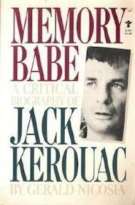 Memory babe - Gerald Nicosia (ISBN 9780394522708)