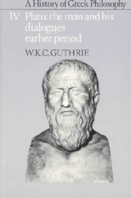 A History of Greek Philosophy IV - William Keith Chambers Guthrie (ISBN 9780521311014)