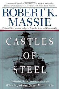 Castles Of Steel - Robert K. Massie (ISBN 9780345408785)