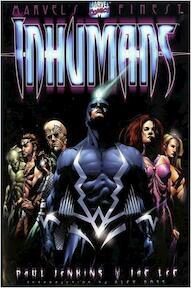 Inhumans - Paul Jenkins, Jae Lee (ISBN 9781846534188)