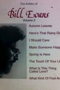 The Artistry of Bill Evans Volume 2 - Bob Hinz (ISBN 9780897246231)