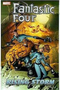Fantastic Four Vol. 6: Rising Storm - Mark Waid, Mike Wieringo (ISBN 9780785115984)