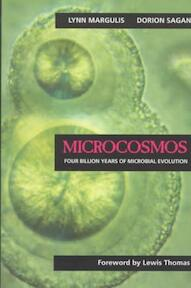 Microcosmos - Four Billion Years of Microbial Evolution - Lynn Margulis (ISBN 9780520210646)