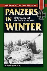 Panzers in Winter - Samuel W. Mitcham (ISBN 9780811734561)