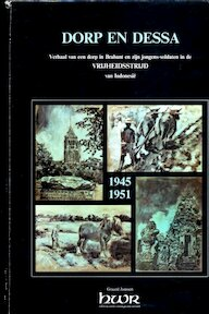 Dorp en dessa - Janssen (ISBN 9789080035416)