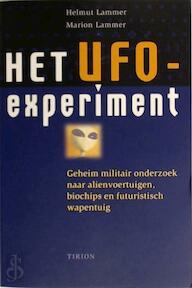 Het UFO-experiment - H. Lammer, Amp, M. Lammer (ISBN 9789051217810)