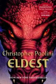 Eldest - Christopher Paolini (ISBN 9780375840401)