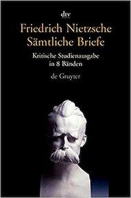 Sämtliche Briefe - Friedrich Nietzsche (ISBN 9783423590631)