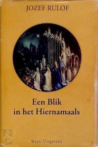 Een blik in het hiernamaals - Jozef Rulof (ISBN 9789070554200)