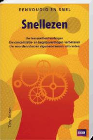Eenvoudig en snel Snellezen - Tony Buzan (ISBN 9789043822770)