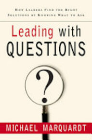 Leading with Questions - Michael J. Marquardt (ISBN 9780787977467)