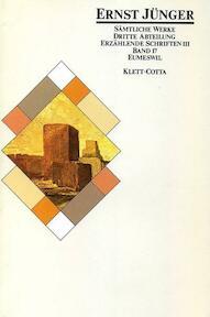Sämetliche Werke Dritte Abteilung Erzählende Schriften III - Ernst Jünger (ISBN 3129042717)