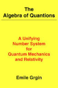 The Algebra of Quantions - Emile Grgin (ISBN 9781420840360)