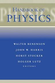 Handbook of Physics - J. Harris (ISBN 9780387952697)