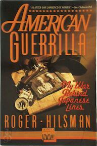 American Guerrilla - Hilsman Roger (ISBN 9780080405803)