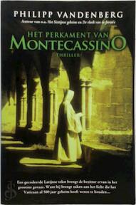 Het perkament van Montecassino - Philipp Vandenberg (ISBN 9789061122586)