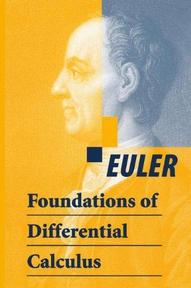 Foundations of Differential Calculus - Euler (ISBN 9780387985343)